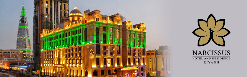 Narcissus Hotel Amp Residence Riyadh